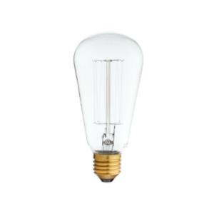 lot de 4 ampoules edison filaments 60w lampes et. Black Bedroom Furniture Sets. Home Design Ideas