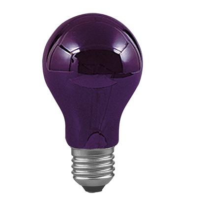ampoule lumi re noire standard lampes et ampoules. Black Bedroom Furniture Sets. Home Design Ideas